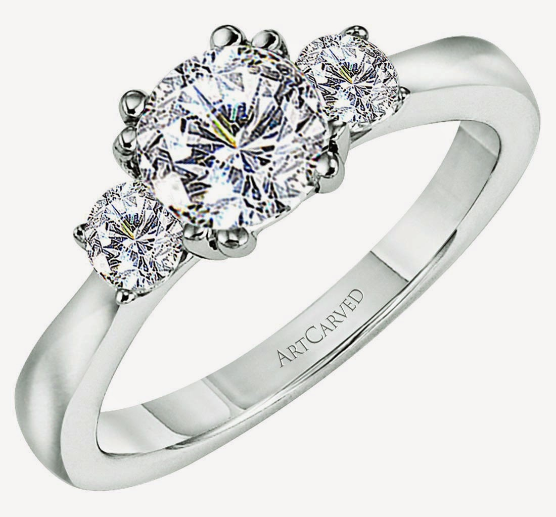 Stunning White Gold Diamonds Wedding Bands Model pictures HD