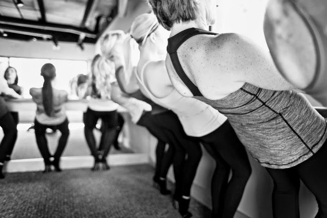 What I Learned from Pure Barre's 40 in 60 | Something Good, pure barre, barre