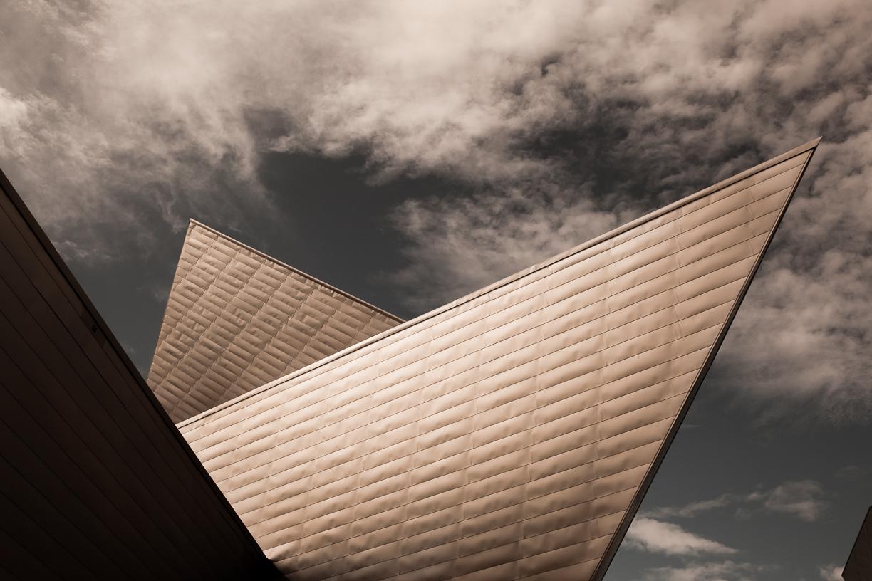 Matthew G. Beall vision driven contemporary color Photography   Geometric Peaks Denver Art Museum    2013-2014