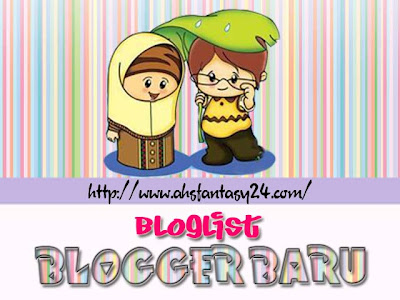 Jom Join Bloglist Blogger Baru!