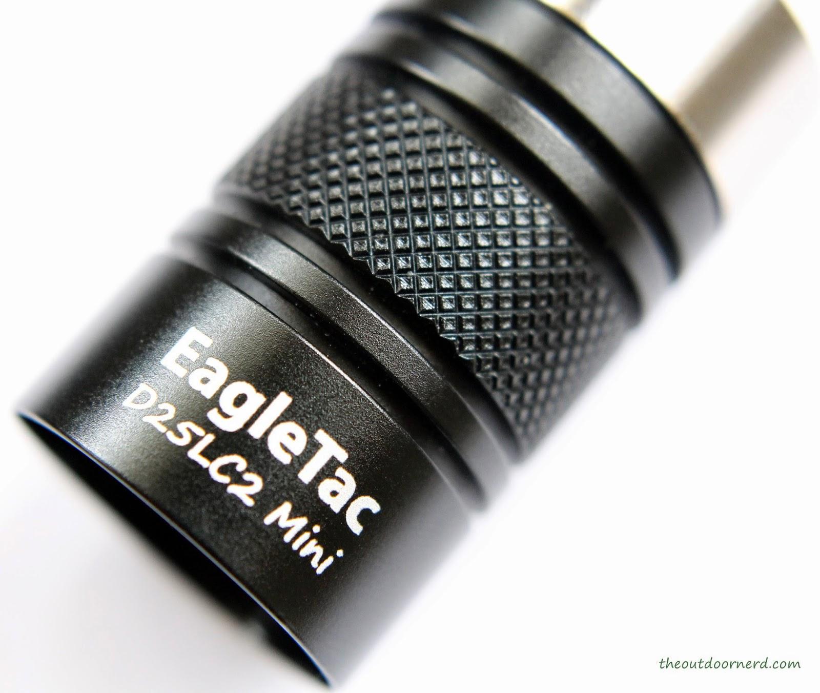 EagleTac D25LC2 Mini 18650 Flashlight Product Image 7