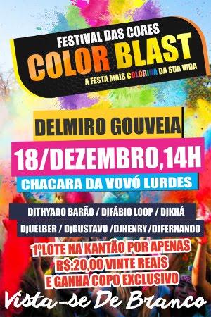Color Blast - A sua festa