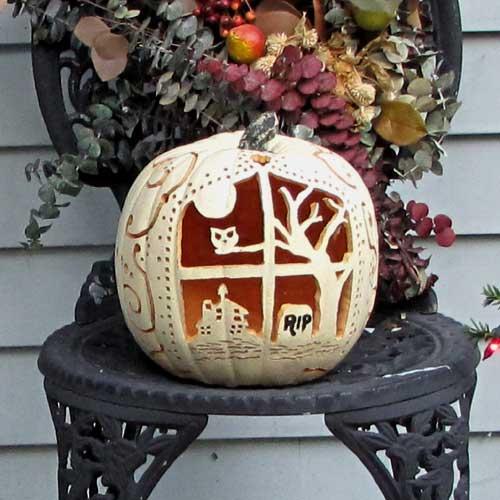 Original Pumpkin Carving Ideas 2011 A Little Bit Of