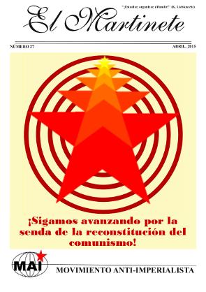 ¡Por la reconstitución ideológica y política del comunismo!