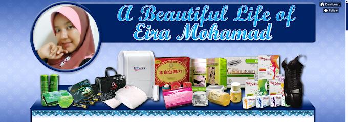 Tempahan Design Blog Eira Mohamad
