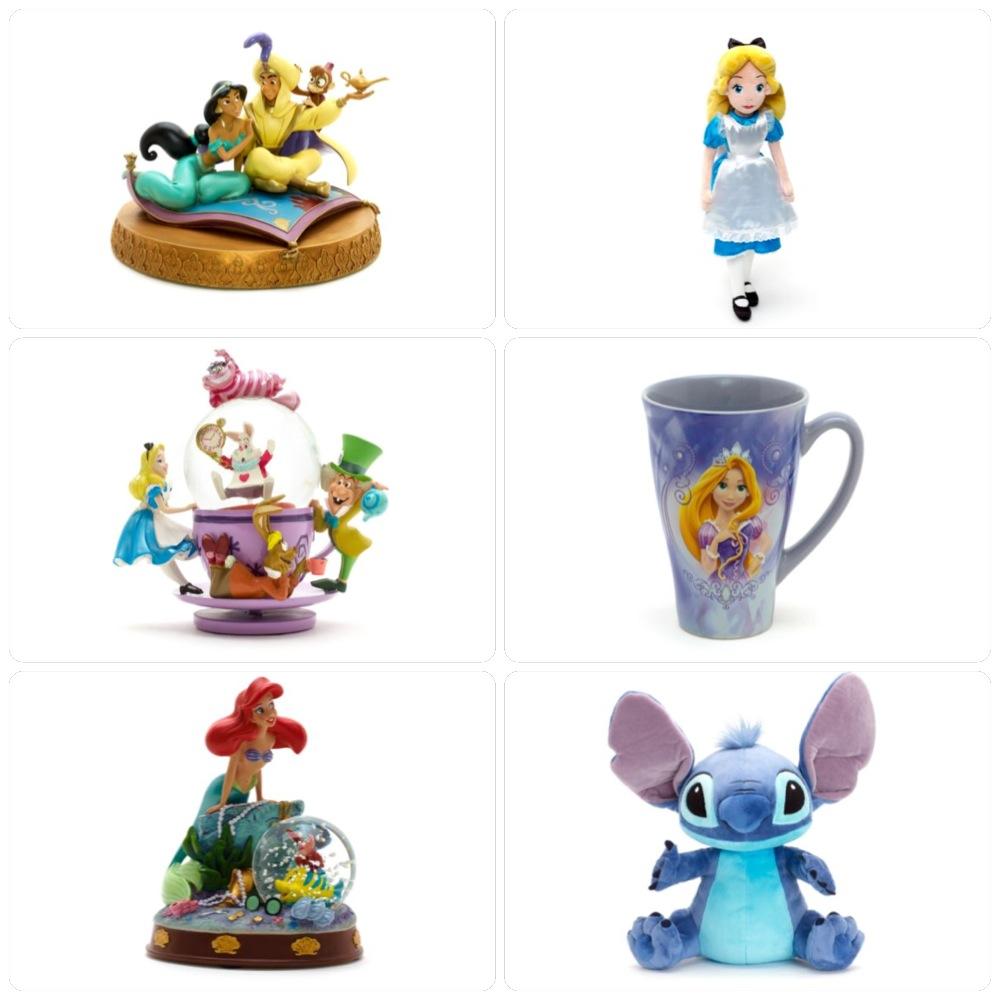 Disney Store Wish List