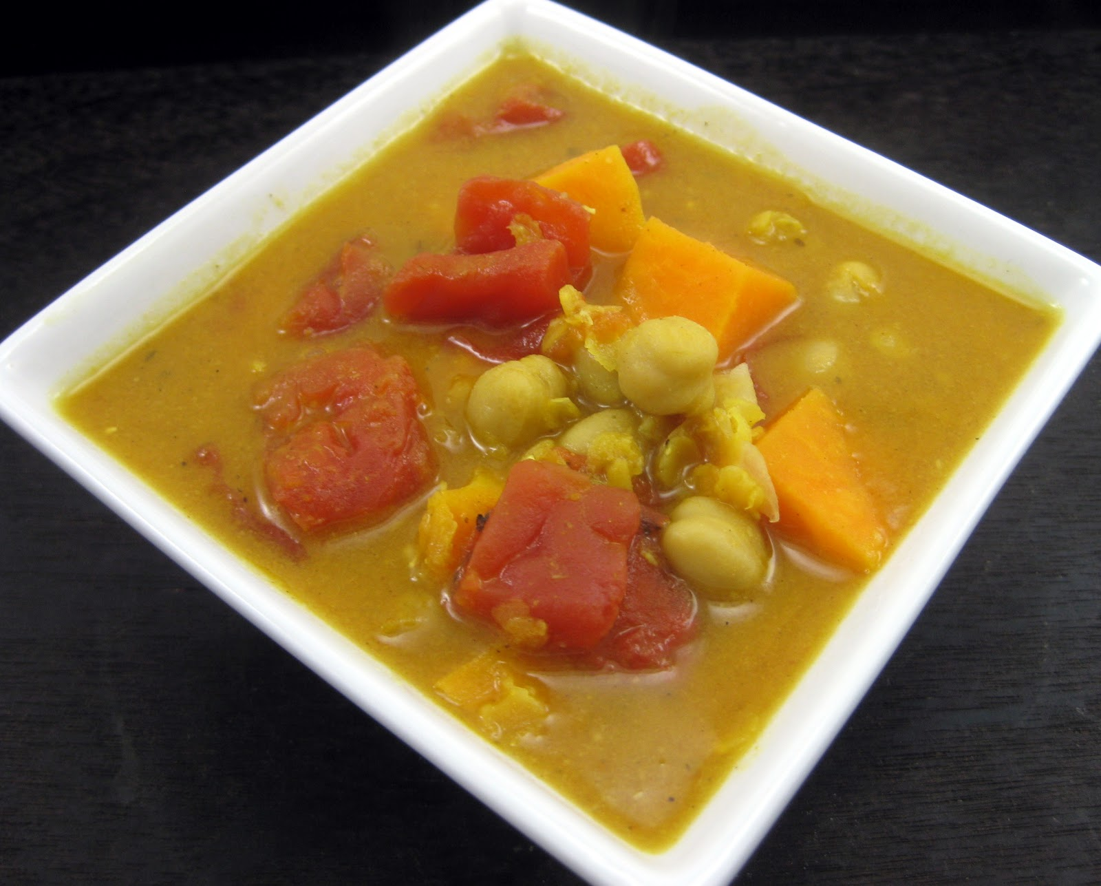Karis' Kitchen | A Vegetarian Food Blog: African Peanut Soup