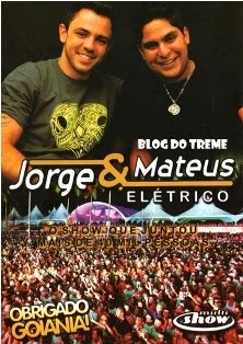 Download Baixar Show Jorge e Mateus: Elétrico