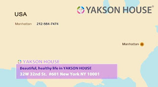 yakson house nyc, yakson house ny branch, yakson house location