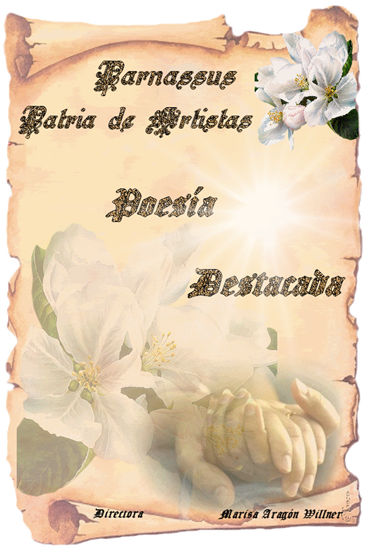 Destacado poesía en Parnasus (Patria de artistas.