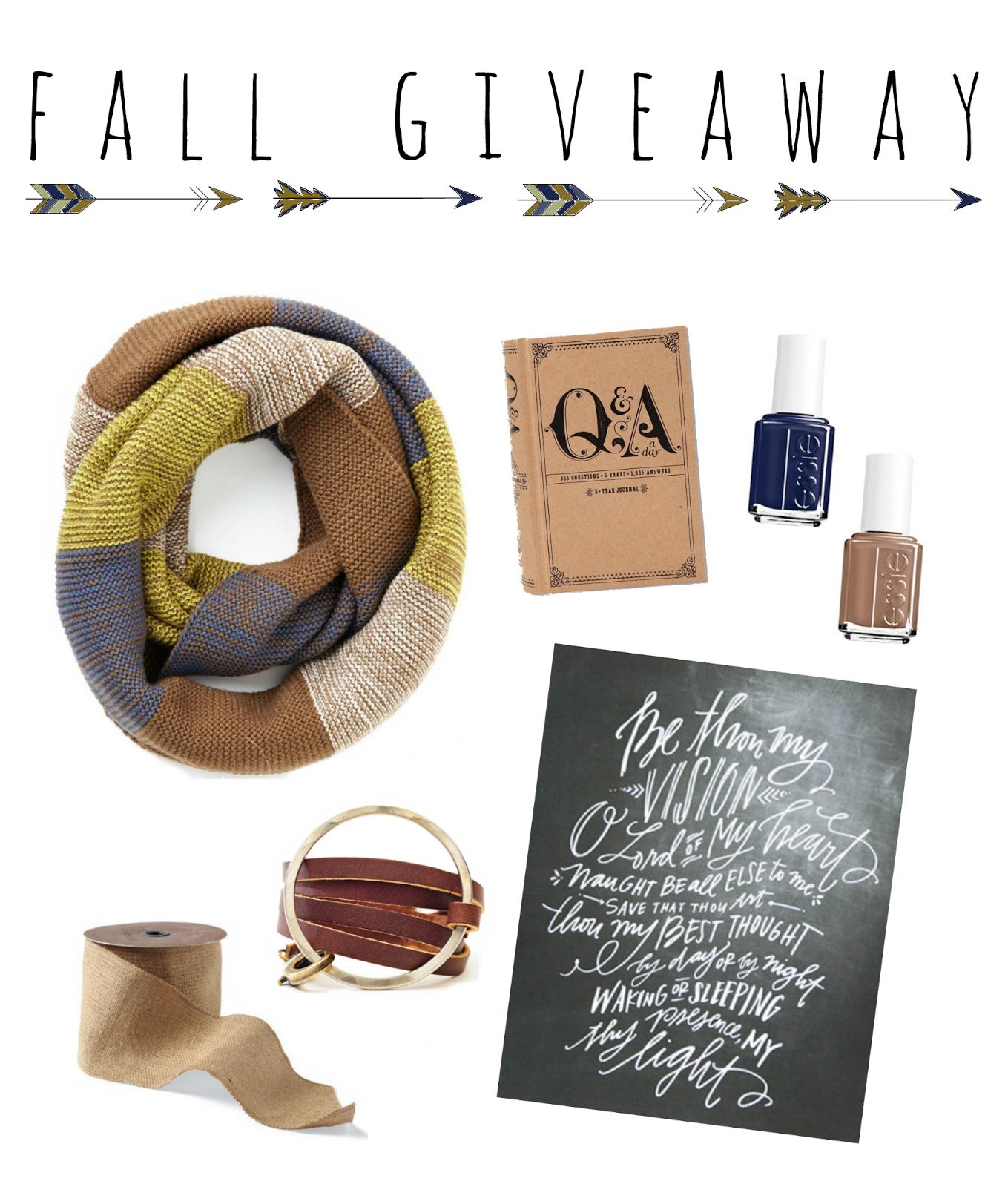 http://www.livealittlewilderblog.com/2014/10/fall-giveaway.html