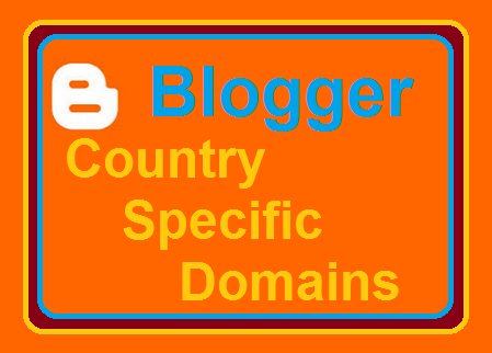 Blogger Blog-How to prevent Country Specific Redirecting