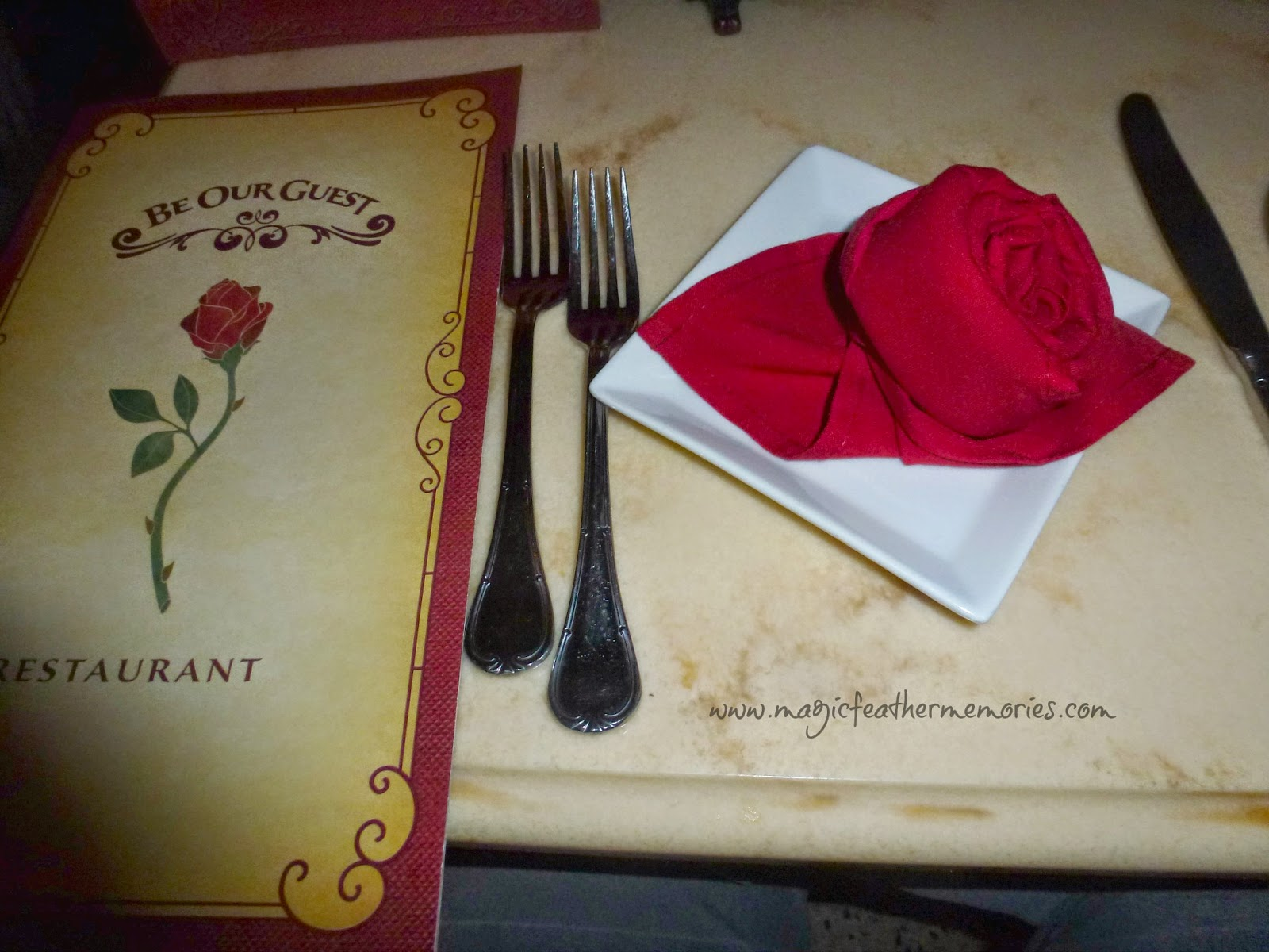 magic feather memories be our guest restaurant review walt