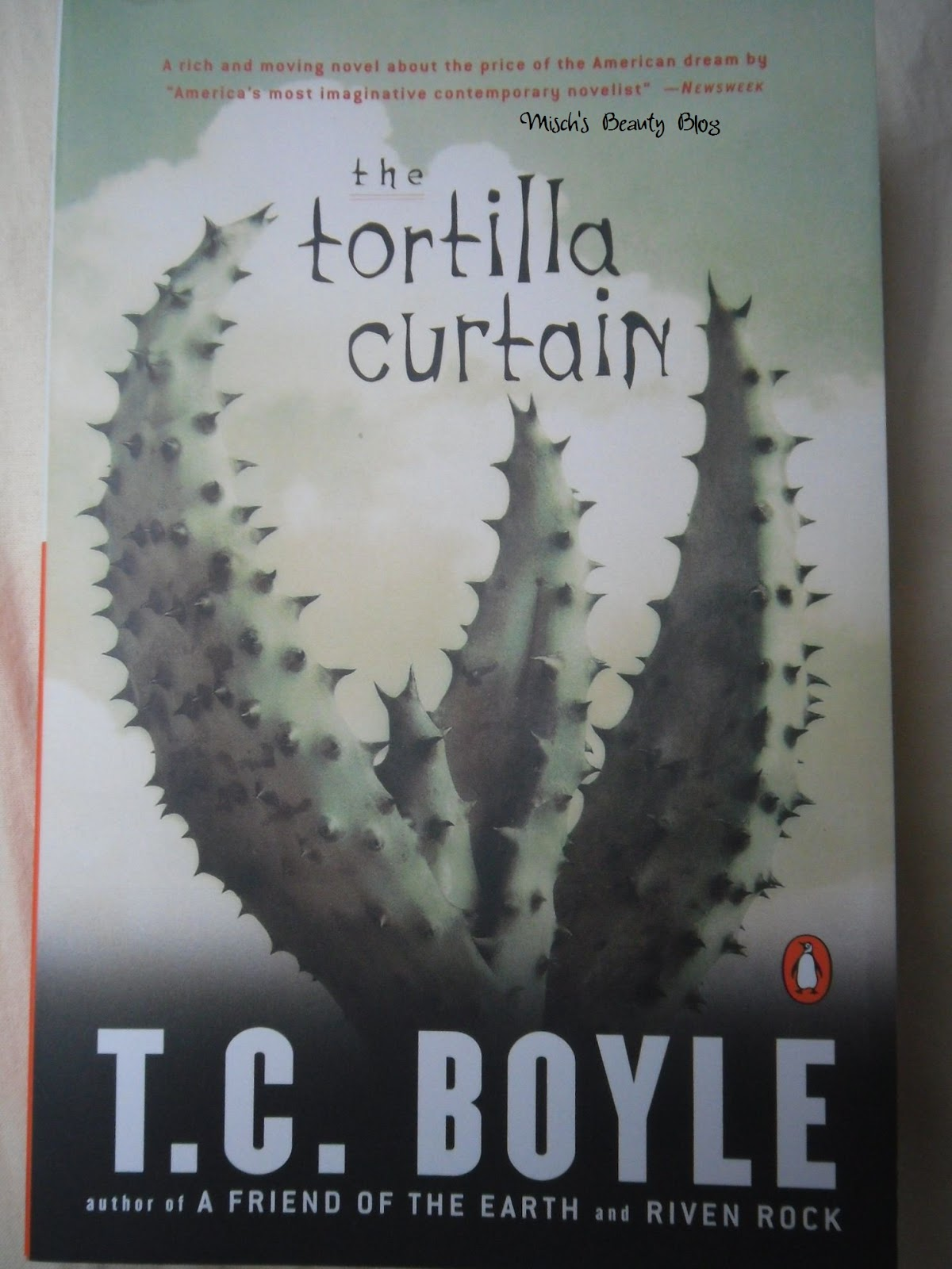tc boyle tortilla curtain essay Essay - using the tortilla curtain to teach anne fadiman's the spirit catches you and you fall down for the fall and tc boyle's the tortilla curtain for the.