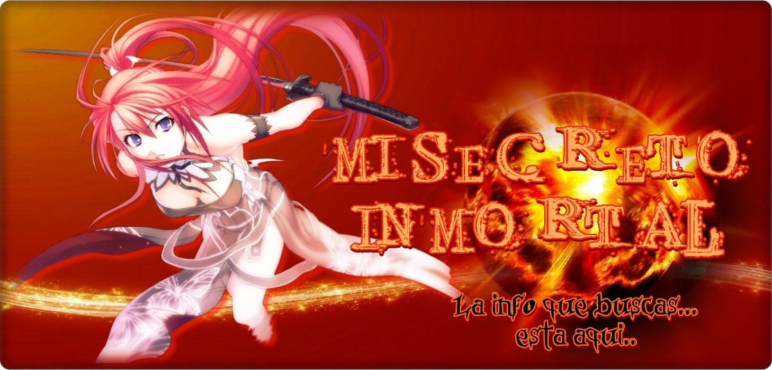 Mi Secreto Inmortal - La info que buscas...