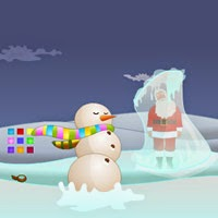 WowEscape Freeze Santa Escape 3