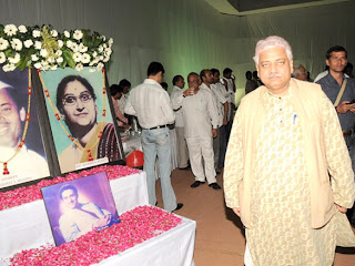 Joy Mukherjee prayer meeting photo