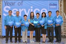 """เปิดตัว """"Year of Service เมืองไทยหัวใจบริการ"""""""