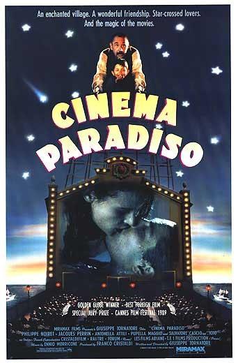 CINEMA PARADISO . Guiseppe Tornatore (1988)