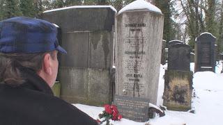 Lapida de Kafka, Mario Fattorello, Praga