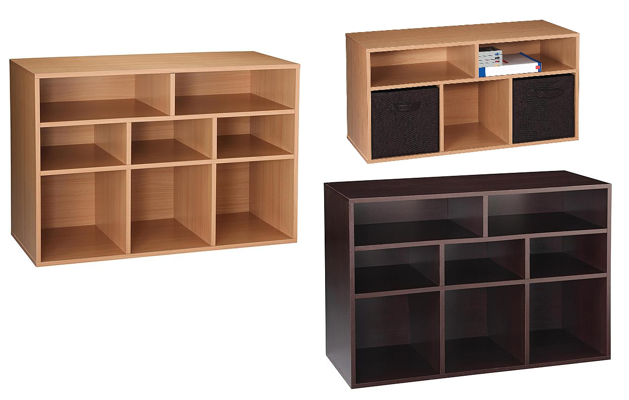 Essential Home Cube Storage Unit Sale 5 Cube 18 Reg 49
