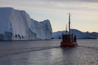 sea off Ilulissat
