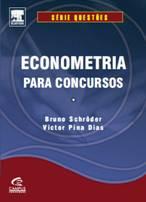 Econometria para concursos - Editora Campus/Elsevier