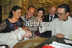 BAUTIZO DE CARLOS