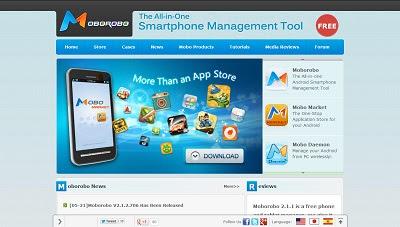Moborobo, Mobile Phone Syn Tool