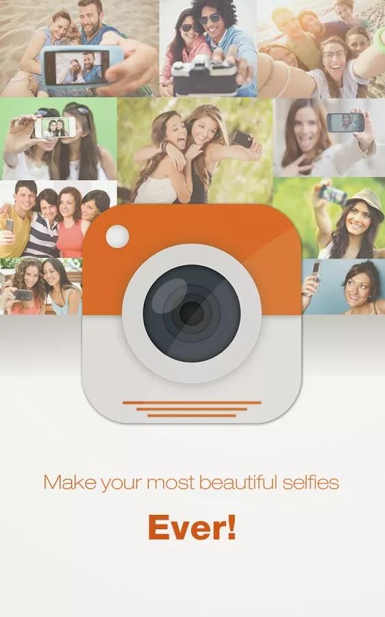 Retro Selfie app best