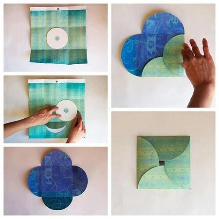 Papeles personalizados manualidades faciles - Como hacer cosas de papel paso a paso faciles ...