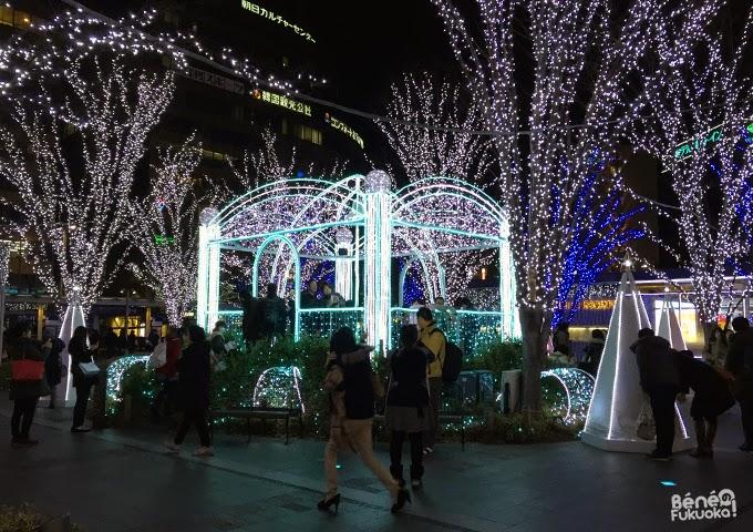 Hakata Fukuoka Illuminations 2014