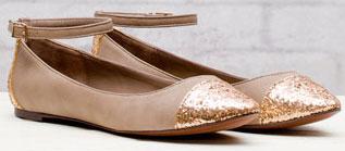 zapatos planos verano 2012 Stradivarius