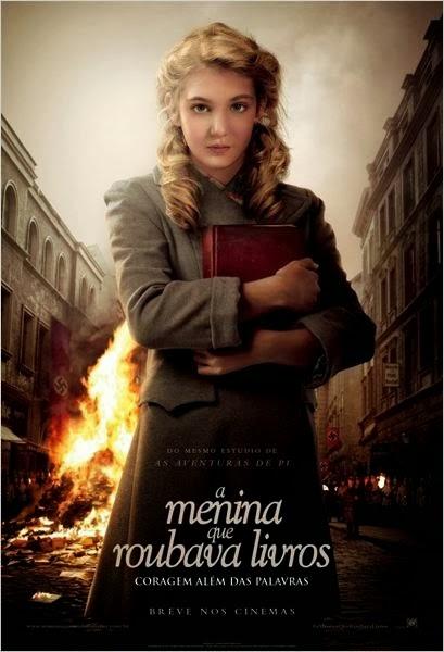 Filme A Menina Que Roubava Livros Dublado AVI BDRip