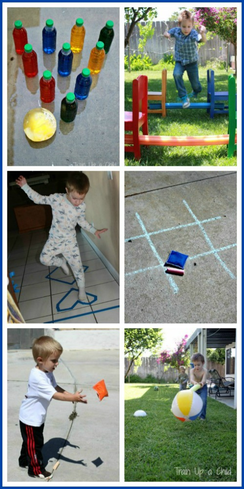 Gross Motor Games 100 Days Of Play Learn Play Imagine