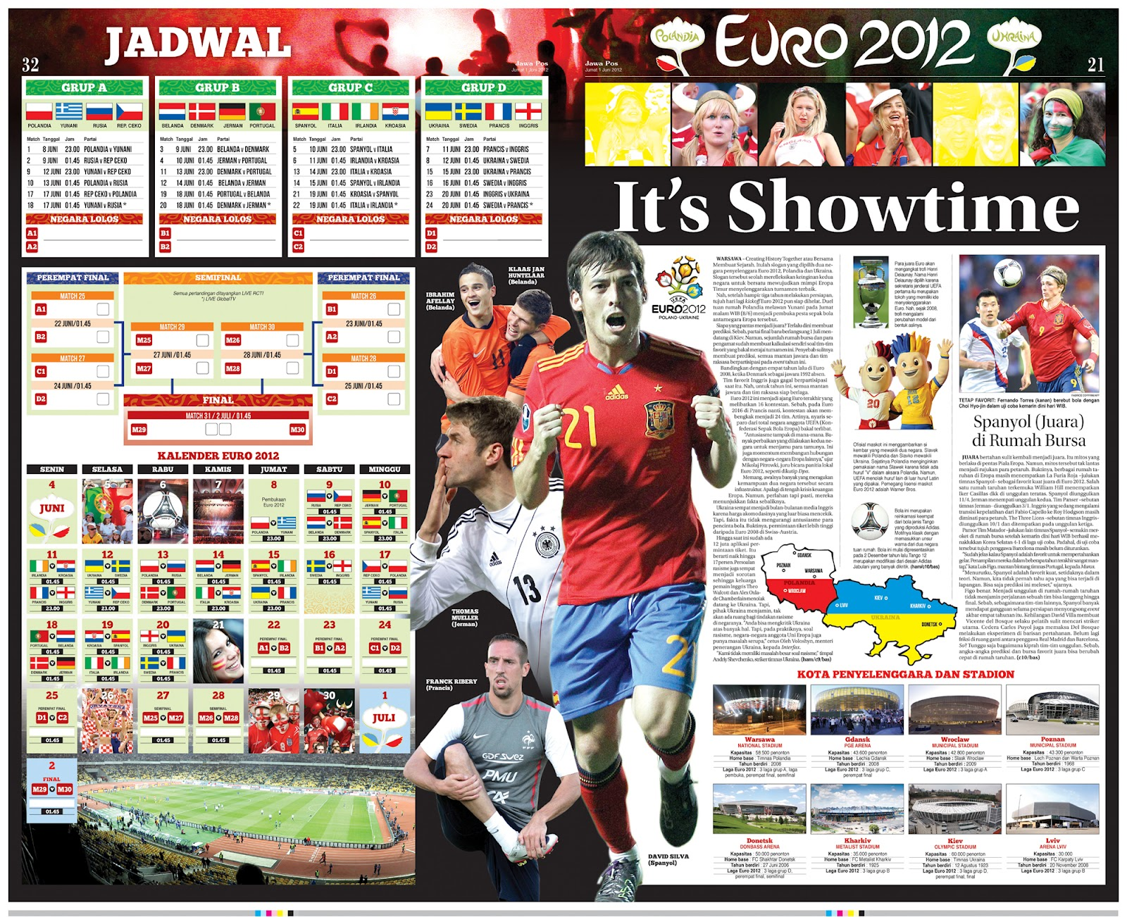 free download jadwal bola euro 2012