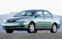 2005 Toyota Corolla Owners Manual