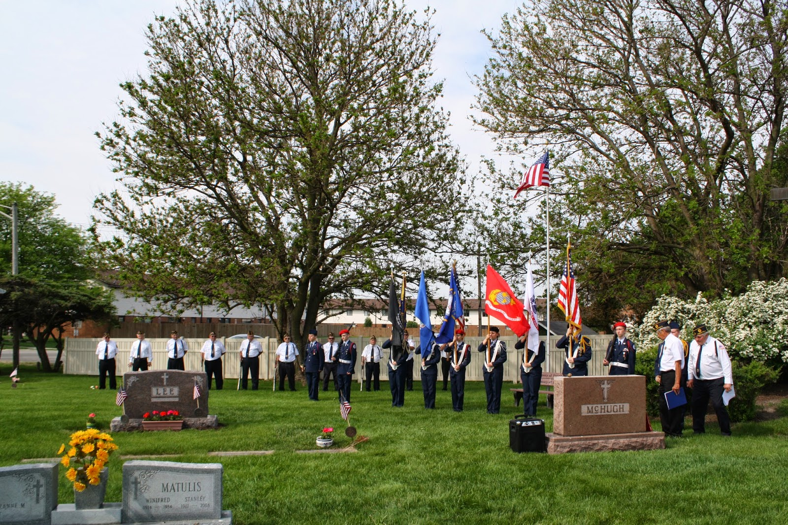 Illinois will county manhattan - Members Of Lincoln Way Rotc And Manhattan American Legion Post 935 Conduct Memorial Day Services At St Joseph S Cemetery In Manhattan Illinois