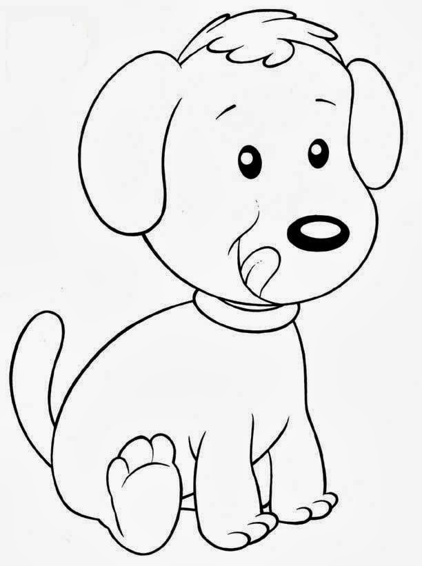 desenhos de bichinhos e animais fofos para colorir e imprimir