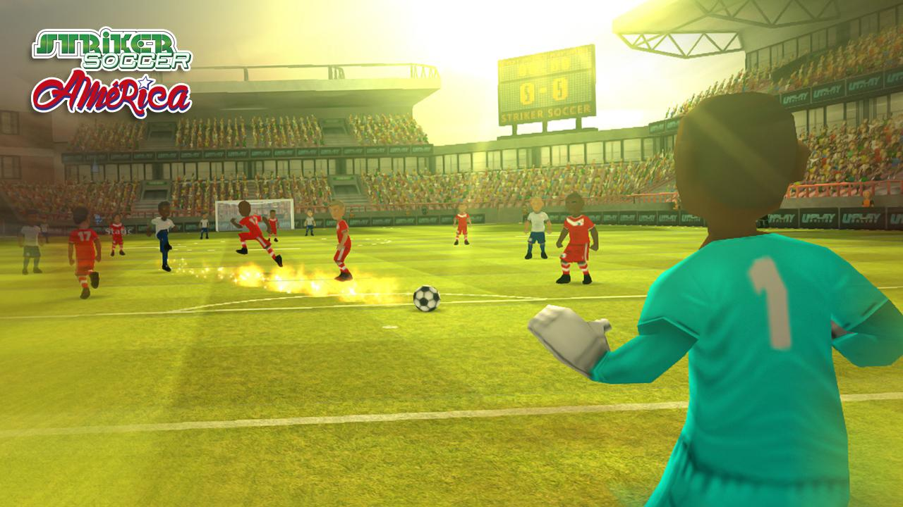 Striker Soccer America 2015 Gameplay IOS / Android