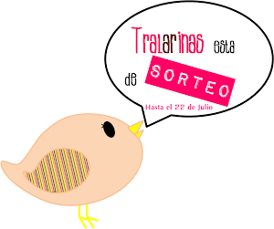 Sorteo de tralarinas