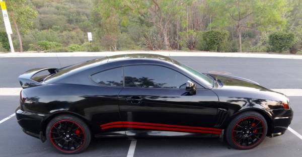 First Up Is This Second Generation 2003 Hyundai Tiburon GT V6 Offered For  $3,900 In San Marcos, CA Via Craigslist. The Tiburon (named After The  Spanish Word ...