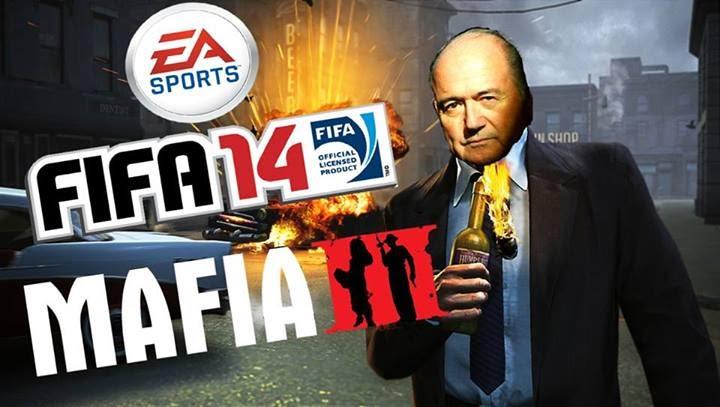 Mafia FIFA Blatter meme humor
