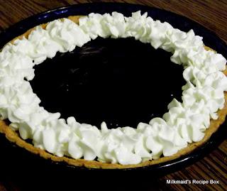 Ez Blueberry Pie (With Fresh Berry Taste)