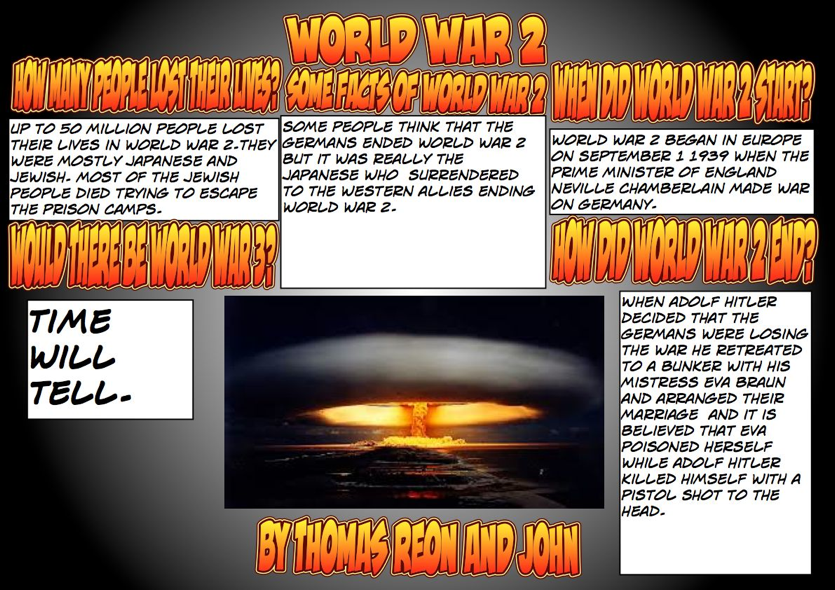 World war 1 homework help