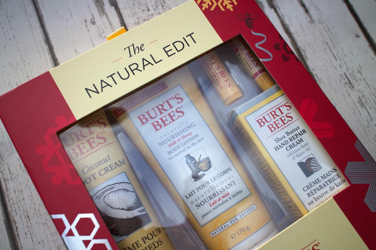 burts bees natural edit