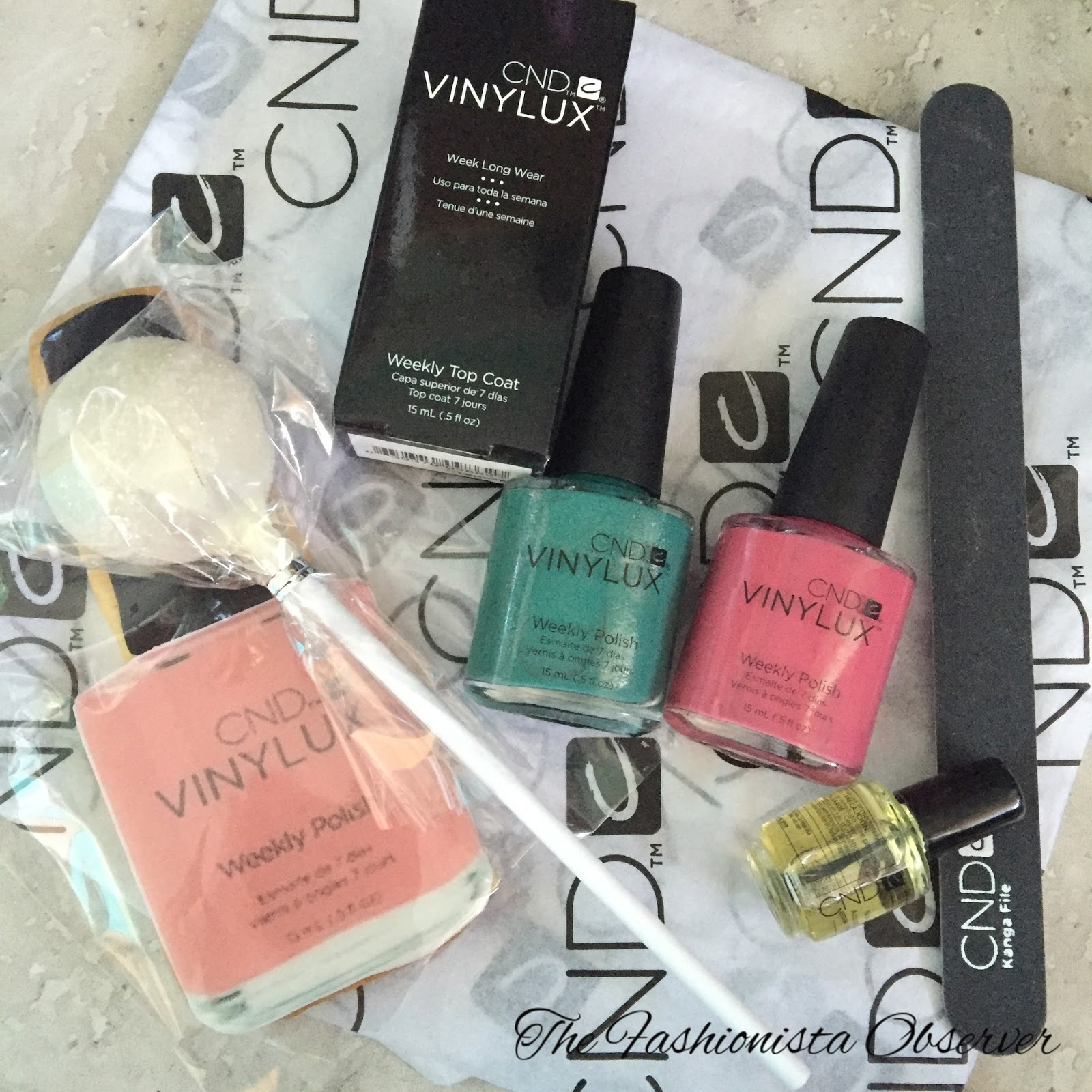 CND Vinylux - Is It A Yay or A Nay for These Weekly Nail Polish ...