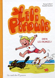 Lili Pirouli, Enfin les vacances !