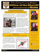 Sheriff's Newsletter- Summer 2017