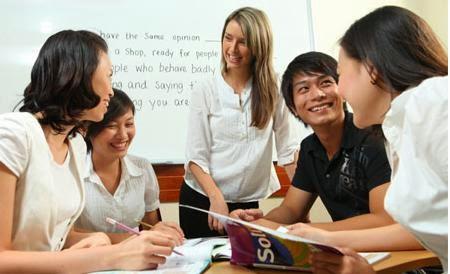 Phương pháp học để tự tin nói tiếng Anh